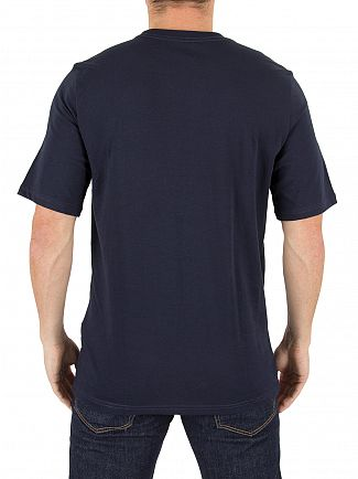 Converse Navy Core Chuck Taylor Patch T-Shirt