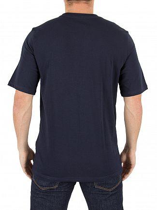 Converse Navy Core Chuck Taylor Patch T-Shirt
