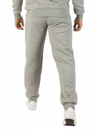 Converse Grey Heather Core Logo Joggers