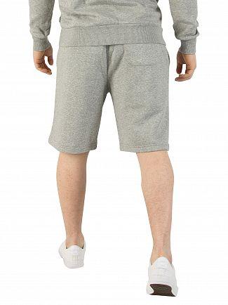 Converse Grey Heather Core Logo Shorts