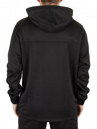 Converse Black Hybrid Pullover Hoodie