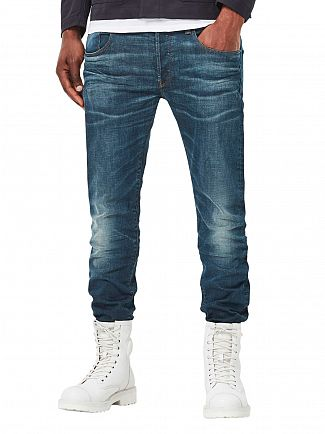 G-Star Medium Aged Beln Stretch Denim Jeans
