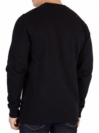 Vans Black/White Classic Graphic Sweatshirt