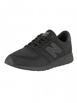 New Balance Black 420 Trainers