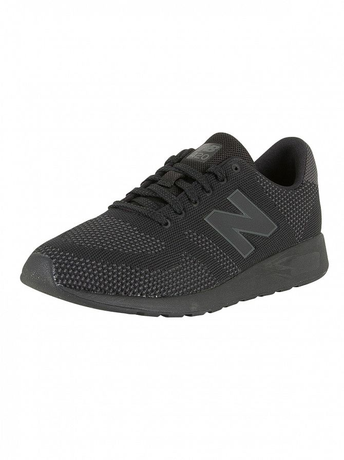 new balance black and grey 420