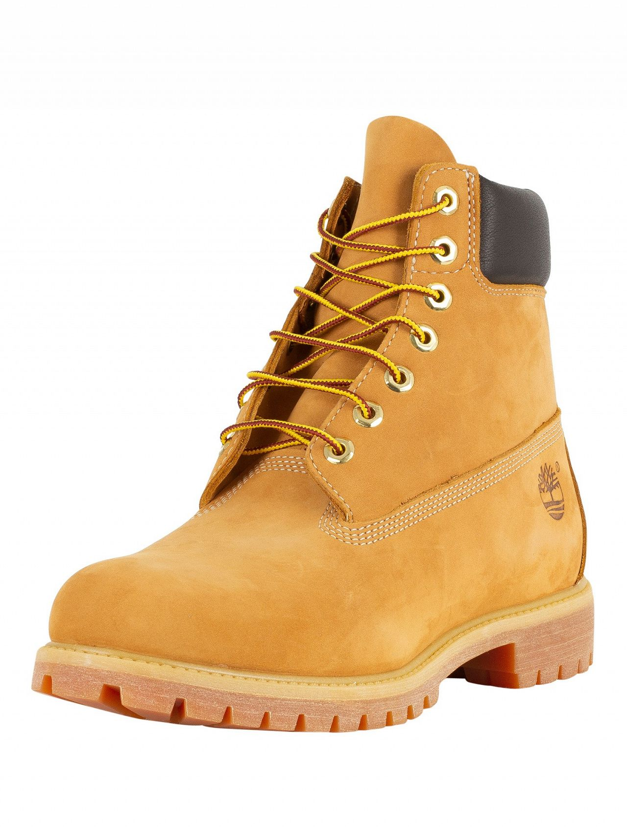 Timberland AF 6IN Prem Wheat NB Yellow ZHjQ7D6e6