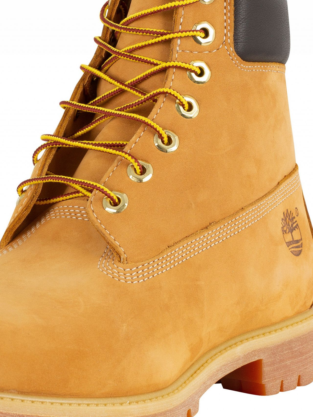 293aabbc4486 Timberland Wheat Yellow AF 6 Inch Premium BT Boots