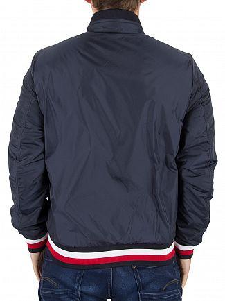 Tommy Hilfiger Sky Captain Erol Logo Bomber Jacket