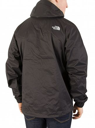 The North Face Black Quest Logo Zip Jacket