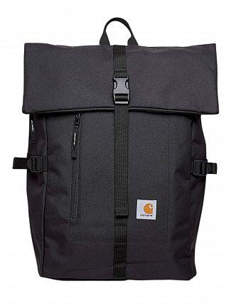 Carhartt WIP Black Phil Backpack