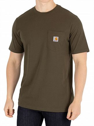 Carhartt WIP Cypress Pocket T-Shirt
