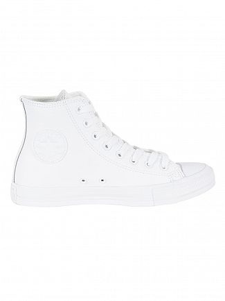 Converse White CT AllStar Leather Trainers