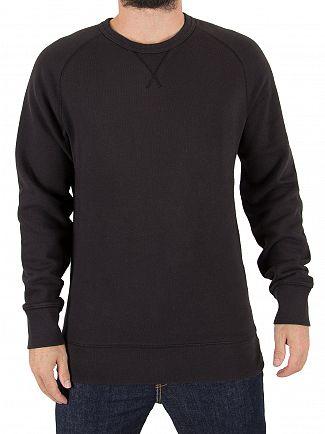 Levi's Black Original Sweatshirt