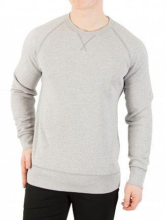 Levis-grey-jumper