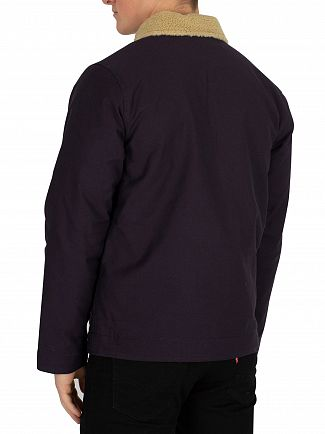 Carhartt WIP Dark Navy Sheffield Jacket