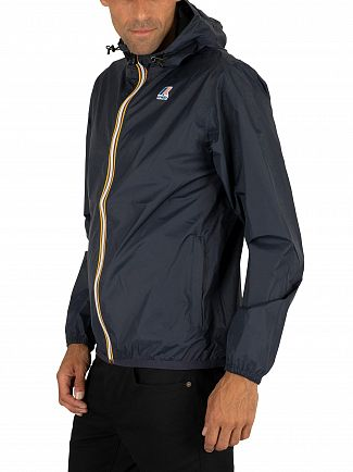 K-Way Blue Depht Le Vrai Claude 3.0 Jacket