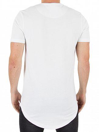 Kings Will Dream White/Pink Travis T-Shirt