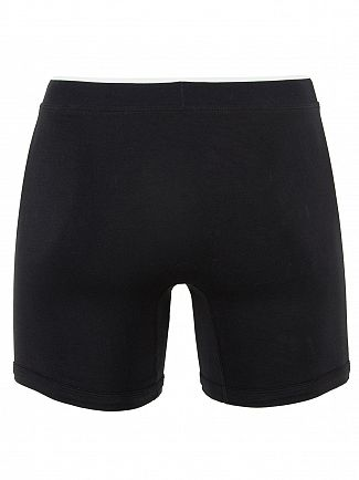 Lacoste Black 3 Pack Cotton Stretch Boxer Briefs