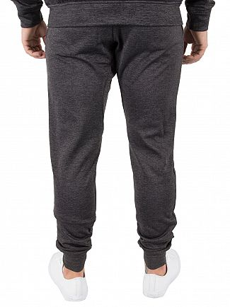 Nicce London Black Tech Joggers
