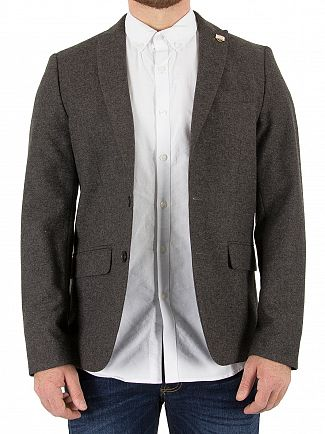 SCOTCH & SODA COMBO A SINGLE BREASTED BLAZER