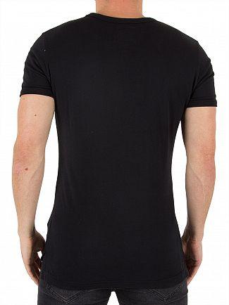Vivienne Westwood Black Chaos Classic Graphic T-Shirt