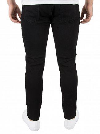 Vivienne Westwood Black Skinny Pantaloni Jeans