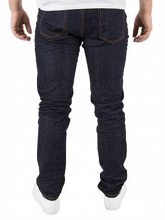Vivienne Westwood Blue Denim Tapered Classic Jeans