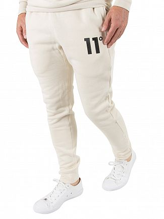 11 Degrees Cream Core Joggers