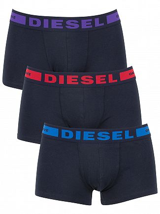 Diesel Navy 3 Pack Seasonal Kory Trunks