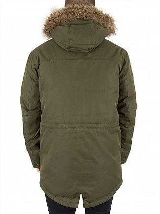 Jack & Jones Rosin Land Parka Jacket