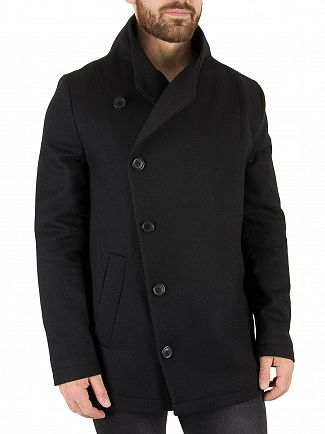 Religion Black Noble Coat Jacket