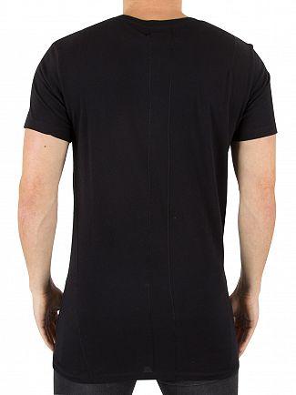 Religion Black Skull Foil T-Shirt