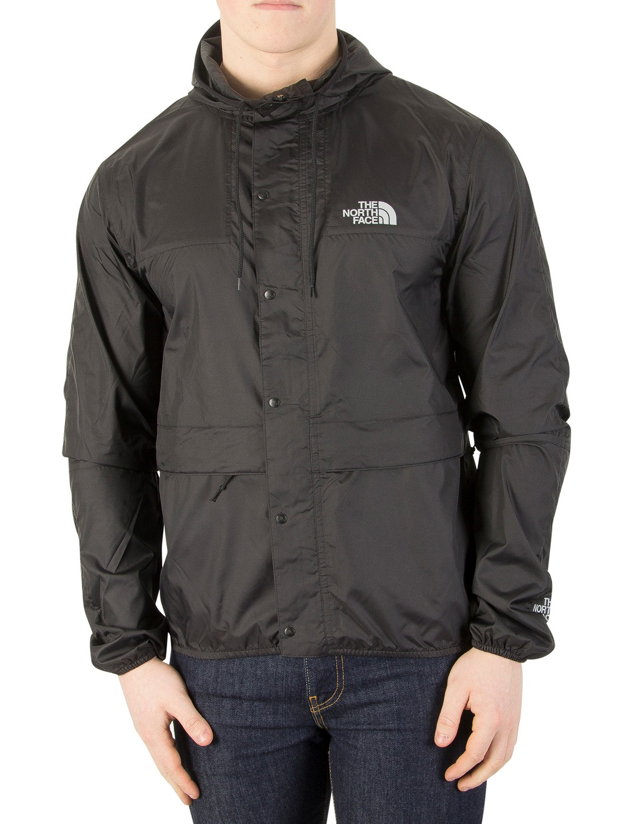 Stand-out.net The North Face Black 1985 Mountain Jacket