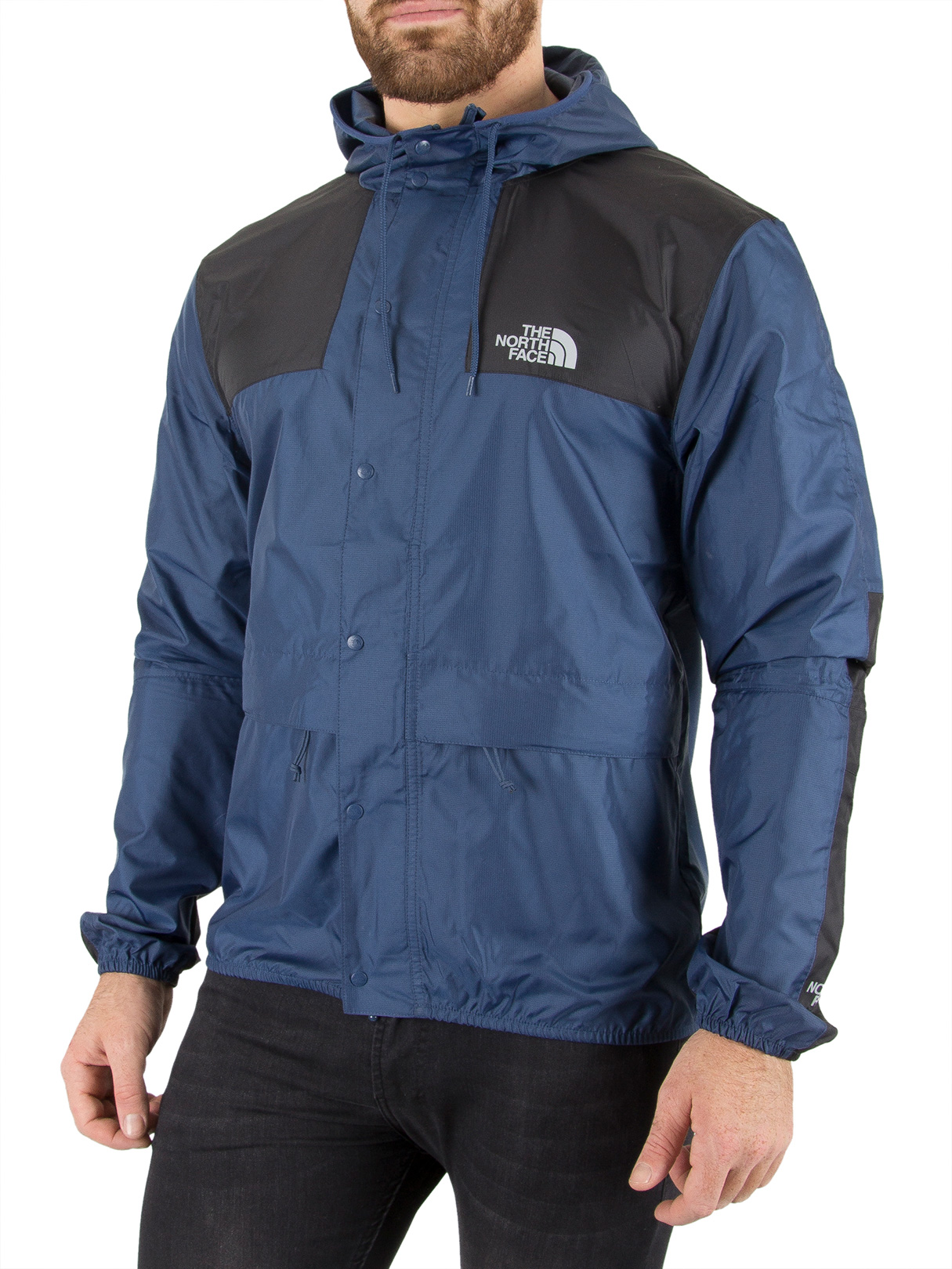 Stand-out.net The North Face Shady Blue 1985 Mountain Jacket
