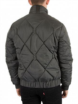 G-Star Grey Strett Utility Jacket