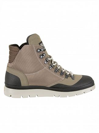 Palladium Fallen Rock/Black Pallasider Hiker Mid Boots