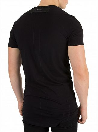 Religion Jet Black Love Death T-Shirt