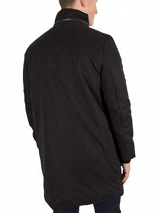 Religion Black Vale Parka Jacket