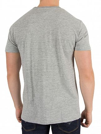 Tommy Hilfiger Denim Grey Heather City T-Shirt