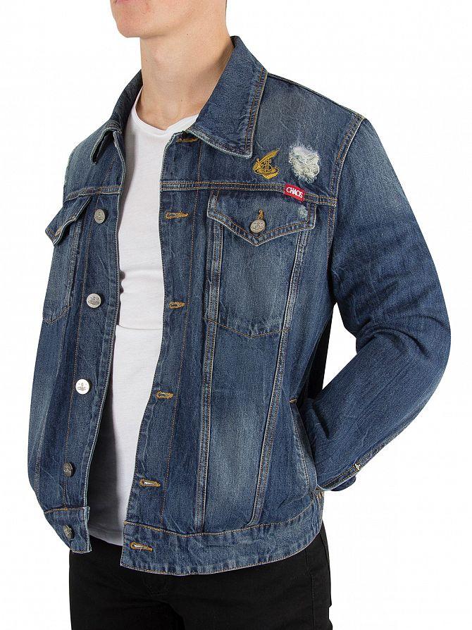 Vivienne Westwood Blue Ace Denim Jacket