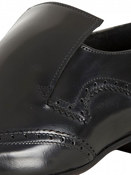 Jeffery West College Black Escoba Shoes
