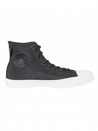 Converse Black/Almost Black CT All Star Cordura Trainers