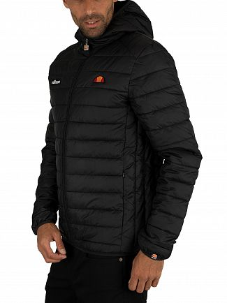 Ellesse Anthracite Lombardy Padded Jacket