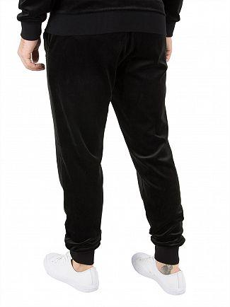 Emporio Armani Black Pantaloni Joggers