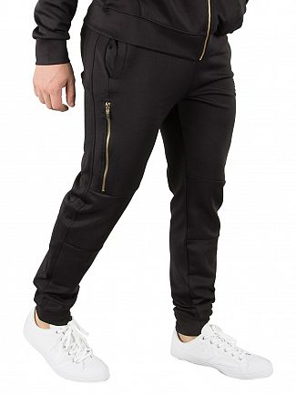 Kings Will Dream Black Barnard Poly Joggers