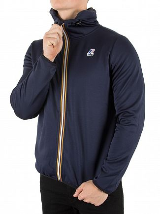 K-Way Blue Depth LE Vrai 3.0 Joseph Hoodie