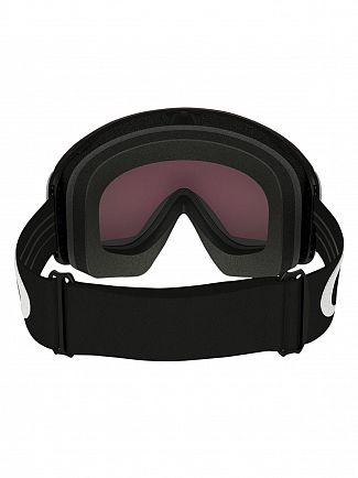 Oakley Matte Black/Black Iridium Flight Deck Prizm Goggles