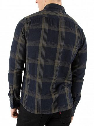 Only & Sons Deep Depths Gynter Checked Shirt