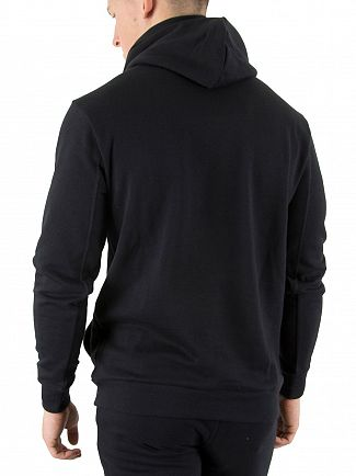Sik Silk Navy Pullover Hoodie