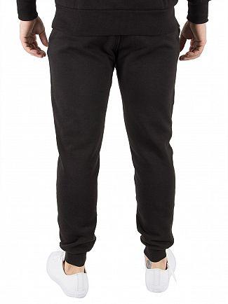 Sik Silk Black Standard Joggers